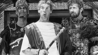Monty Python in The Life of Brian