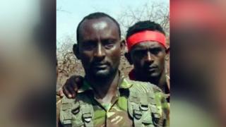 Ajajaan Waraana Bilisummaa Oromoo Zoonii Kibbaa Goollicha Dheengee