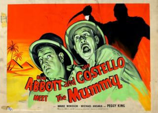 in_pictures Poster for Abbott & Costello Meet The Mummy