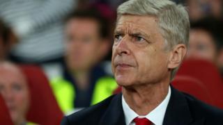 Wenger ya kwashe shekara 20 a Arsenal
