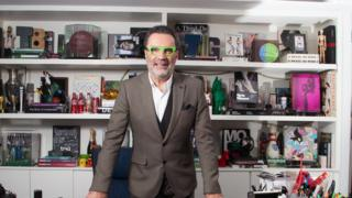 O presidente da Associação Brasileira dos Lojistas Satélites (Ablos), Tito Bessa Junior