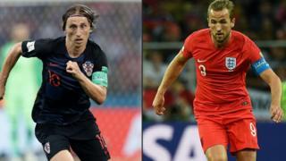 Modric dan Kane