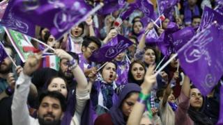 ईरान में चुनाव