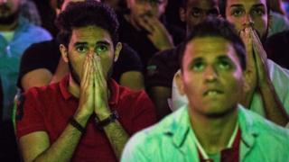 Les Marocains ont ramené un nul méritoire, 1-1 de leur déplacement au Caire le week end dernier.