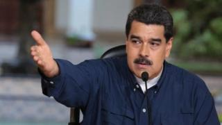 Madaxweynaha Venezuela, Nicolas Maduro