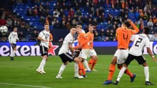 فوتبال هلند و آلمان