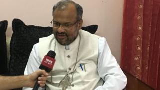 ஜலந்தர் மறை மாவட்ட ஆயர் பிரான்கோ முலக்கால்