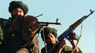 اعضای گروه طالبان