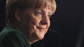 Angela Merkel ari ku butegetsi bw'Ubudagi ku kiringo ca kane