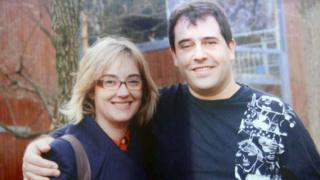 Gemma Catalá and her late husband, Jordi