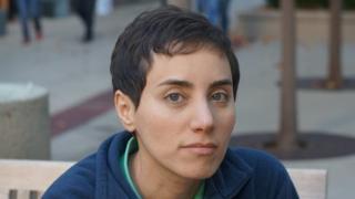 Maryam Mirzkhani