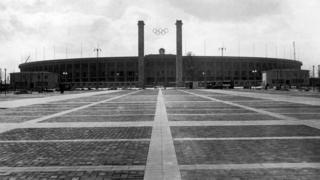 Берлинский стадион (1936 г.)