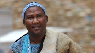 Chief Mandla Mandela