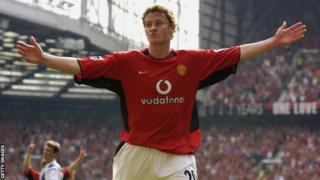 Mkufunzi wa muda wa Manchester United, Ole Gunnar Solskjaer