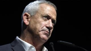 Benny Gantz (11 March 2019)