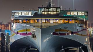 Condor Ferries 'Liberation'