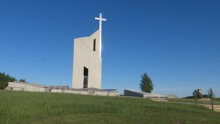 памятник партизанам в Крижкальнисе