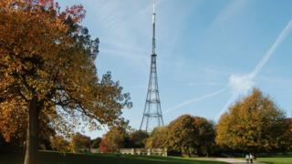 Crystal Palace tower