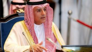 عادل جبیر، وزیر خارجه عربستان