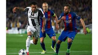 Imprécis dans son jeu, le Barça, s'est heurté à la muraille défensive turinoise au Camp Nou.