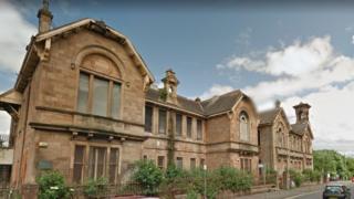 Former Parkhead Public School in Westmuir Street