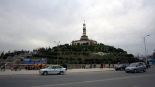 شهر قرغان تپه
