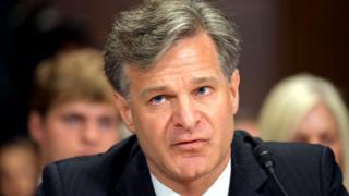 كريستوفر واري مكتب مكتب التحقيقات الفيدرالي