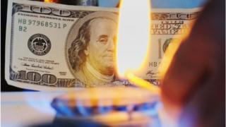 газ і долари