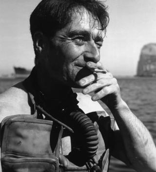 Commander Lionel 'Buster' Crabb