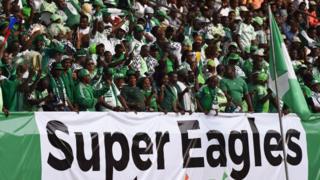 Nigeria vs Egypt