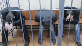 Расследование убийства Бориса Немцова