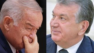 Karimov va Mirziyoev