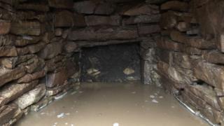 Iron Age underground chamber