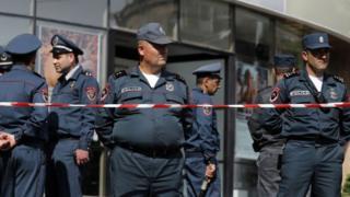 армянская полиция