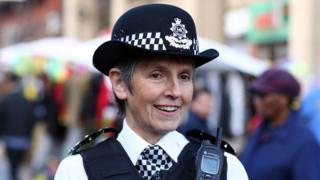 Cressida Dick, Met Police chief
