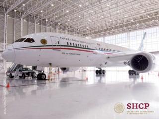 Avião presidencial Boeing 787-8