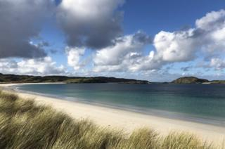 Reef Beach on the Isle of Lewis