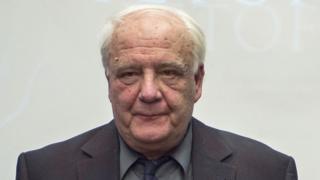 Soviet-era dissident Vladimir Bukovsky, Dec 2013