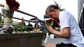 Очередной случай нападения на мирных жителей - в Мюнхене. Случайная цепь похожих событий?