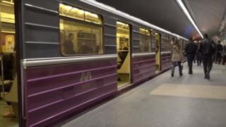 metro, sıxlıq, bakı