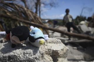 Haiti'de çocuk