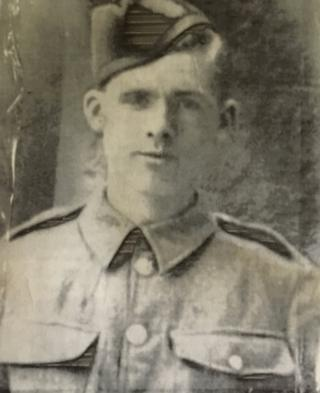 Corporal Peter O'Hare