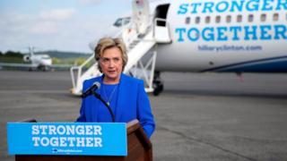 hillary, clinton, democrat, pneumonia