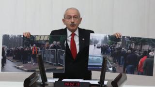 Kılıçdaroğlu'nun 10 Aralık'ta TBMM'de yaptığı bütçe konuşmasından