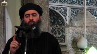 Ebubekir el Bağdadi en son 2014'te görüldü.