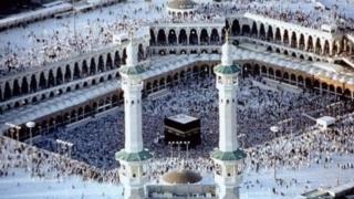 Kaaba, Makkah, Saudi Arabia