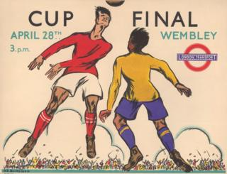 Cup Final poster