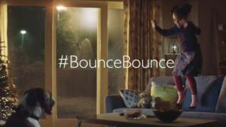 A scene from the BounceBounce video