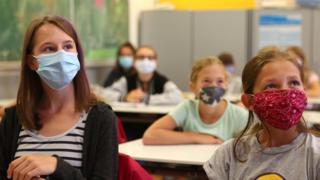 Masks in school