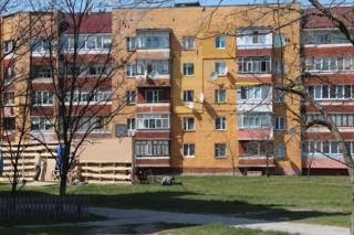 """Акт-проект """"14-й квартал"""" презентують 30 квітня - поки що ж ведуться активні будівельні роботи"""